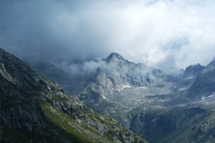 Adamello Italy Brescia Hiking Alps