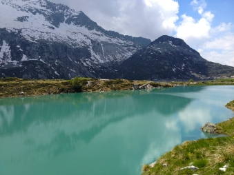 Lake Adamello Italy Hiking Italia