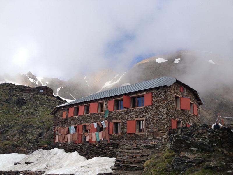 Val Formazza Italy Italia Hiking Mountain Lake Rifugio 3A Citta di Busto