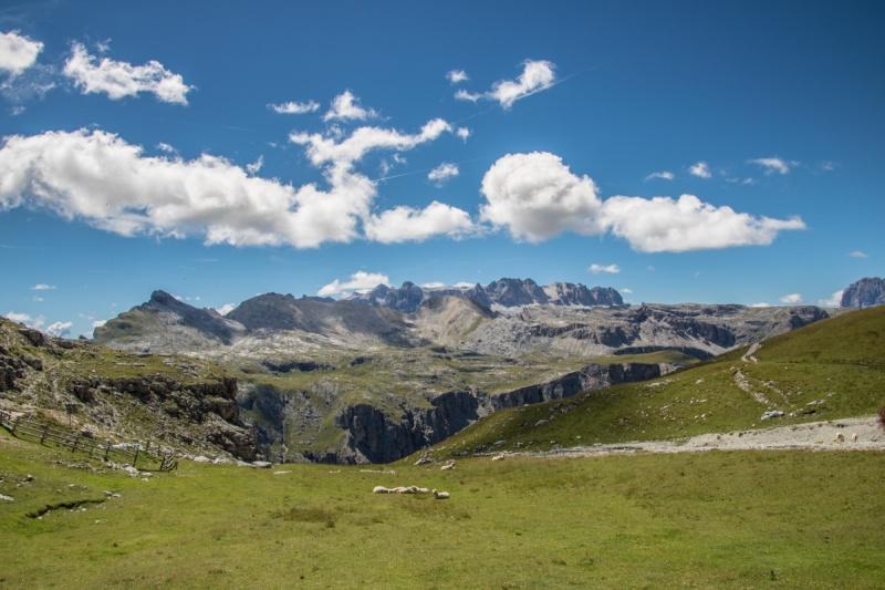 italy dolomites valuing mountain rifugio puez selva di val gardena