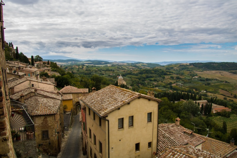 Italy Travel Montepulciano
