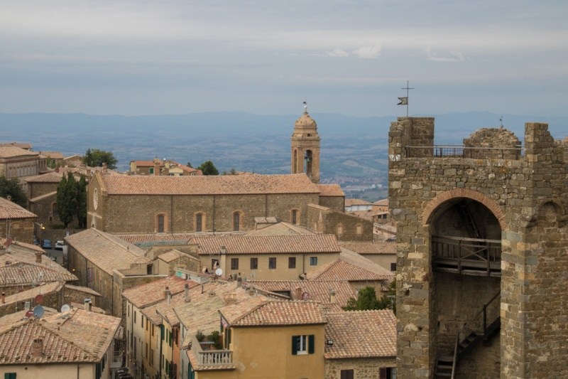 Tuscany Travel Montalcino