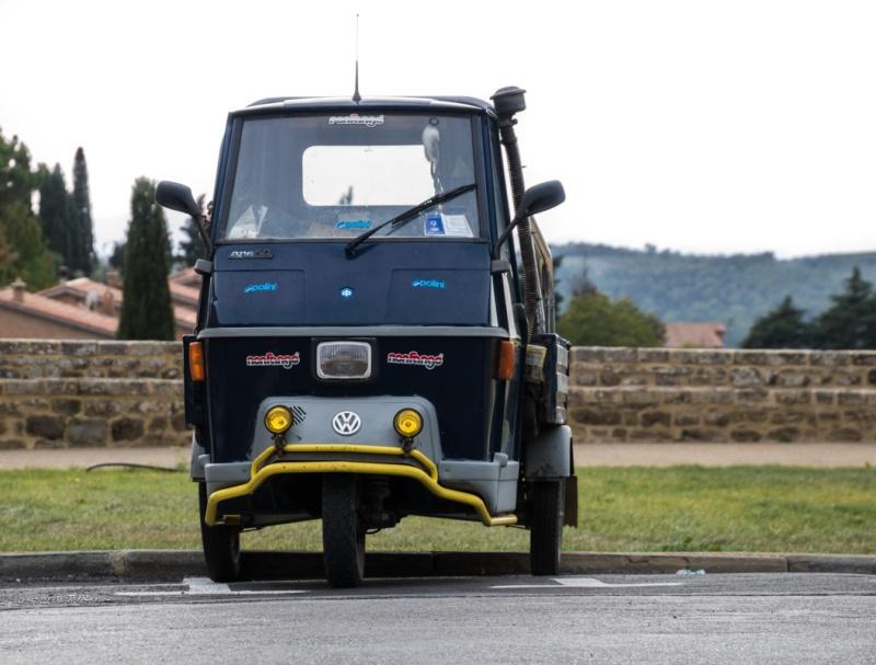 Tuscany Travel Montalcino APE