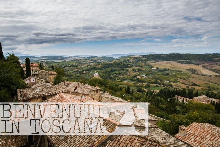 Italy Tuscany Val d'Orcia Travel Montepulciano