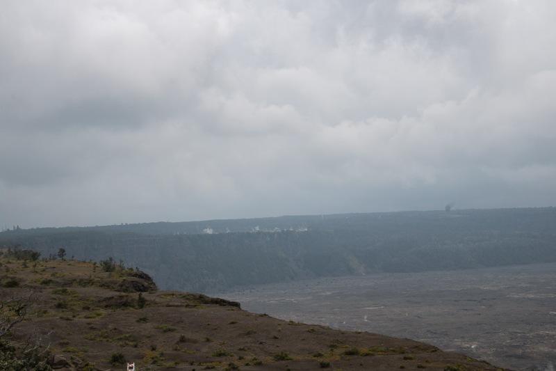 hawaiibig island volcano national park crater