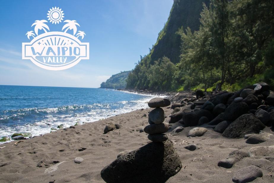 Wipe vALLEY big island Hawaii beach sand summer