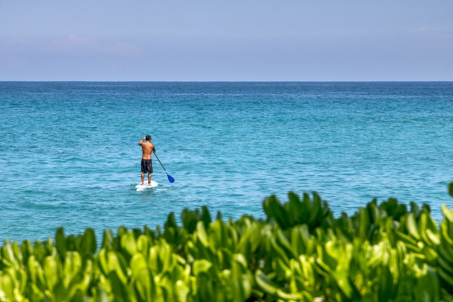 Fairmont Orchid Big Island Hawaii SUP