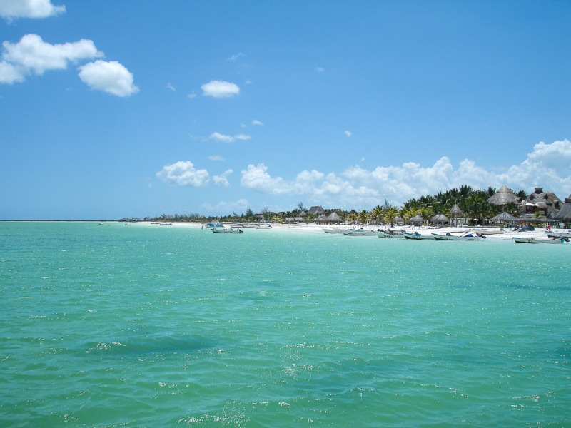 Mexico Holbox Beach
