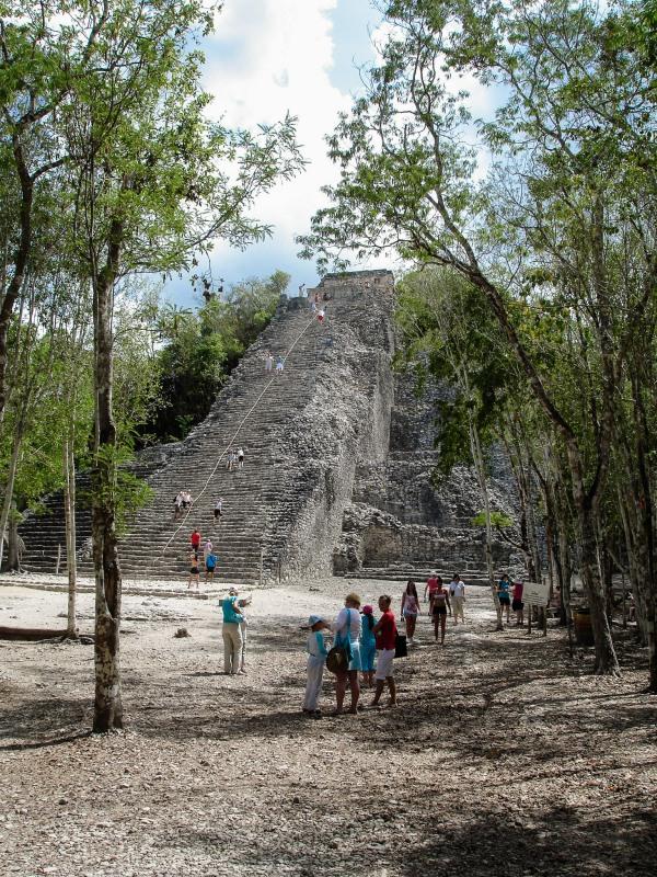 Coba Mexico Temple