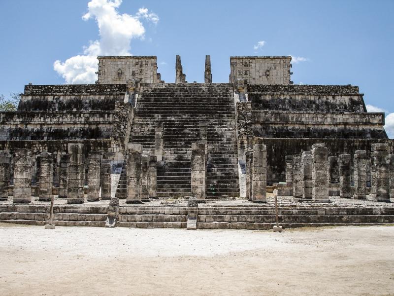 Chicen Itza Mexico Yucatan