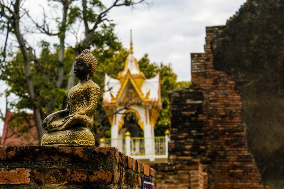 Thailand Temple Buddha