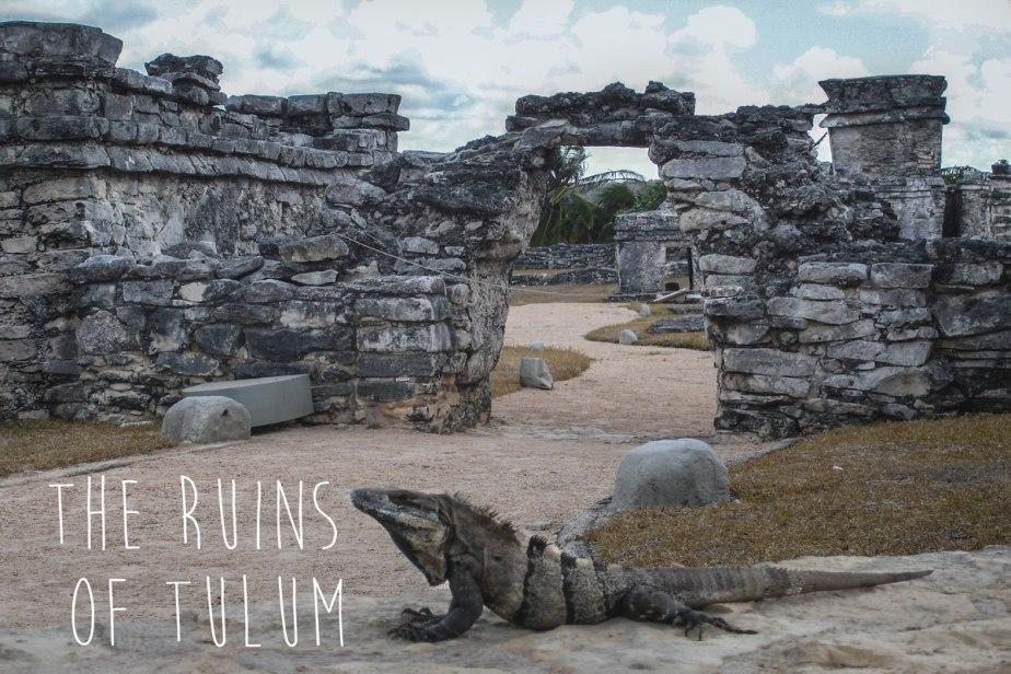 The ruins ofTulum