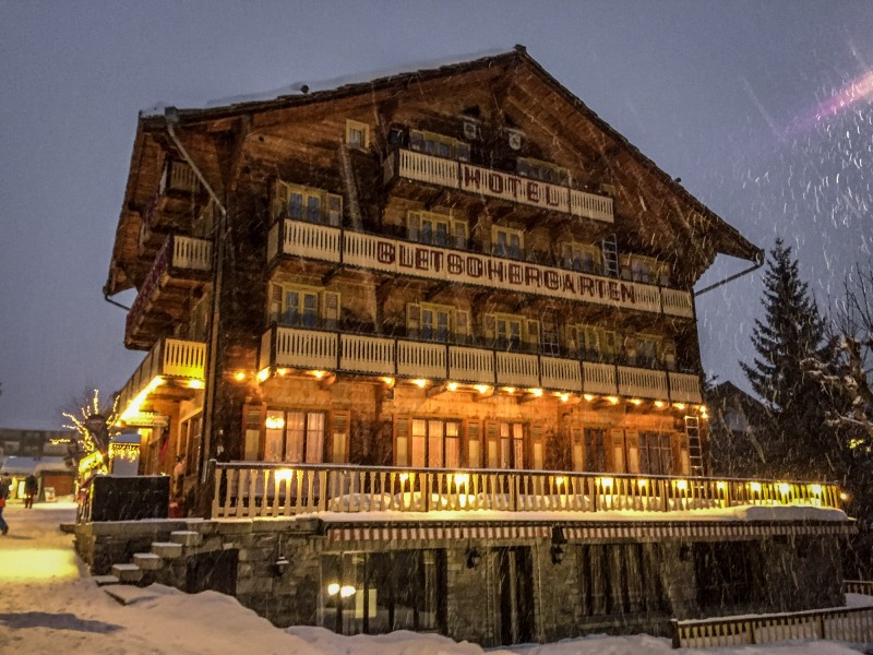 Saas-Fee Switzerland Hotel