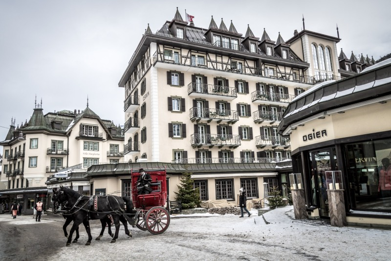 Zertmatt Switzerland