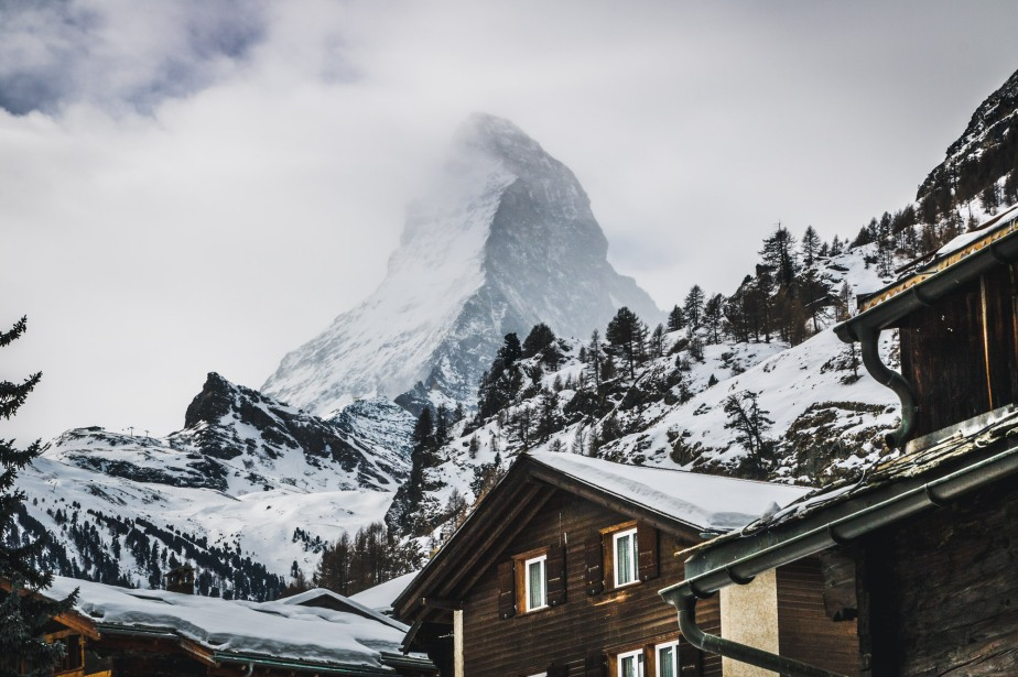An afternoon in Zermatt