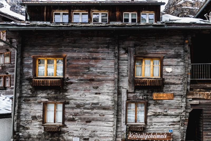Zertmatt Switzerland House