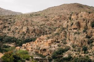 Abandoned Village at Jabal Akhdar Oman