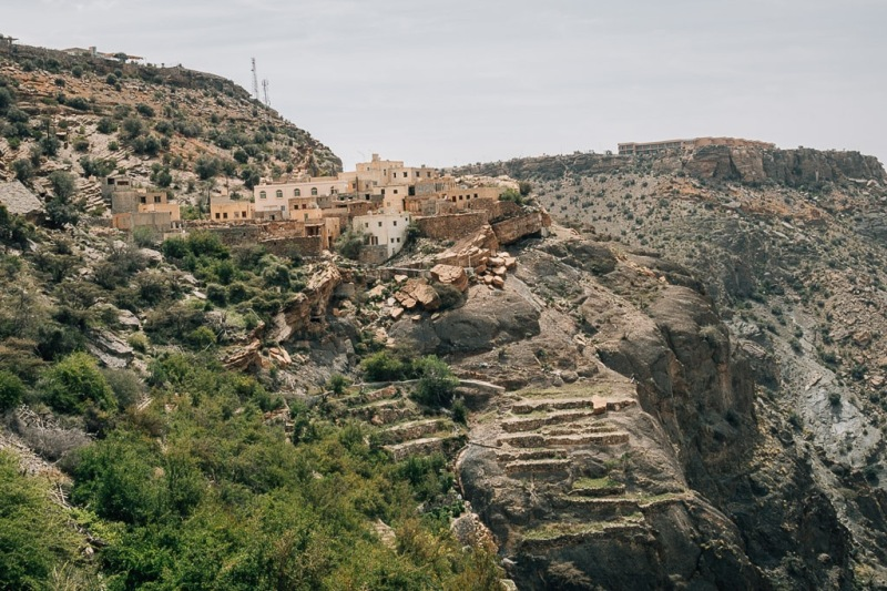 Village at Jabal Akhdar Oman