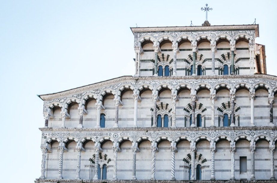 Lucca Cathedral Italy