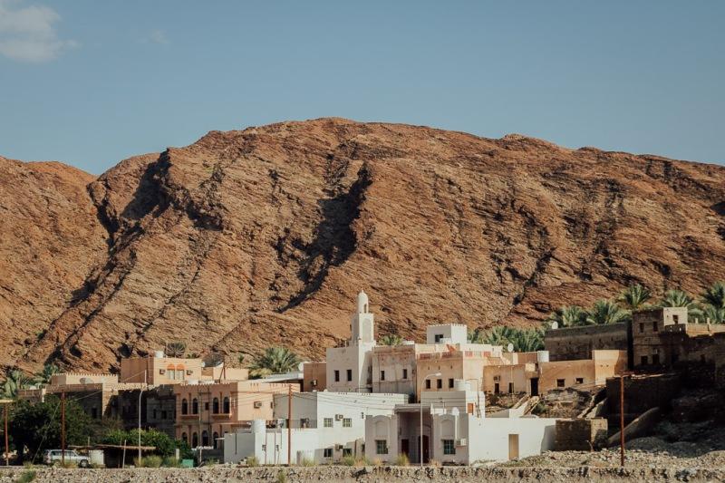 Muscat Oman Roadtrip Oasis