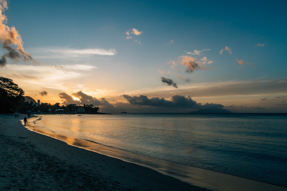 Beau Vallon, Mahe, Seychelles