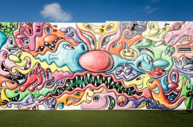 Wynwood Art District Miami