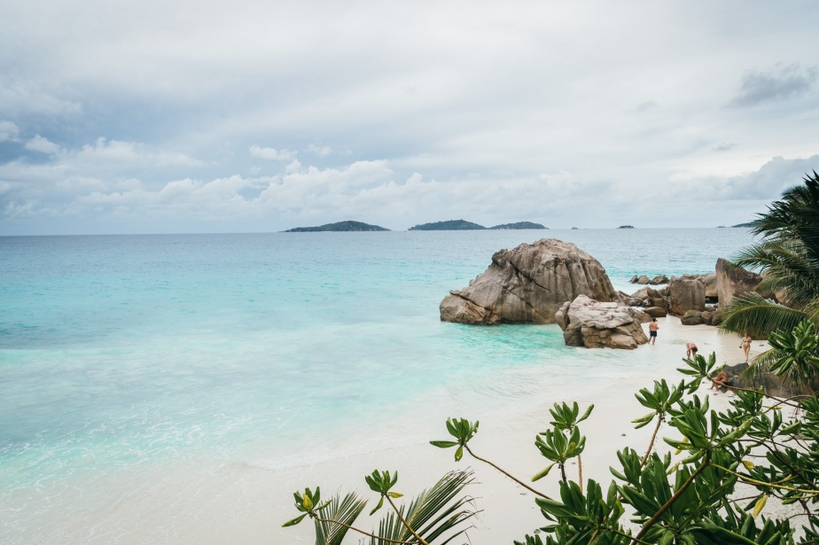 Snapshots from Seychelles